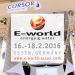 CRM-Highlights 2016 auf der E-world energy & water
