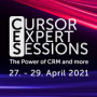 CURSOR Expert Sessions - The Power of CRM and more