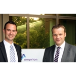Andreas Hinni, Leiter Services bei Amprion (rechts) mit CURSOR-Consultant Steffen Homrighausen