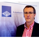 Christian Stich, ICT-Manager, Kabelwerk Eupen AG