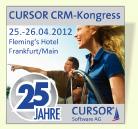 CRM-Kongress - 25 Jahre CURSOR