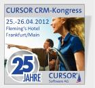 CRM-Kongress 2012 - 25 Jahre CURSOR
