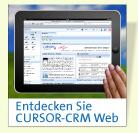 Entdecken Sie CURSOR-CRM Web...