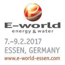 E-world 2017 - Jetzt Karten sichern!