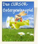 Das CURSOR-Ostergewinnspiel 2011 - Jetzt teilnehmen!