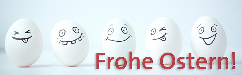 Das CURSOR-Team wünscht Frohe Ostern!